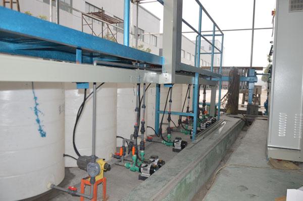 寿光电厂冷却循环水贝博官方下载地址装置现场